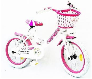 Orbis Bikes Tweety 20 Zoll weiß/pink