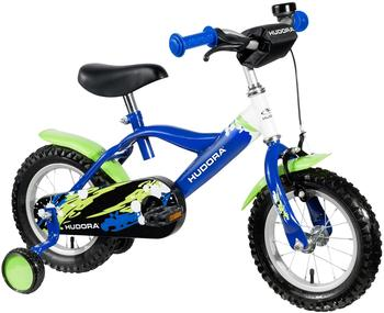 "Hudora 16"" Blue/Green"