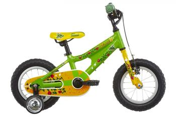 Ghost Powerkid 12 (green-yellow-red)