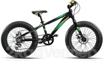 Montana Bike Spark 20 Zoll schwarz/grün