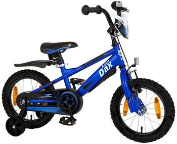 LITTLE DAX Timmy 14 Zoll RH 22,5 cm blau matt