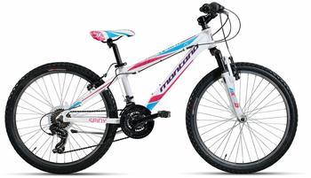 Montana Bike Spidy 24 Zoll RH 32 cm weiß/lila