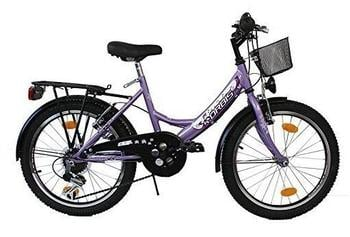 Orbis Bikes Voltage Lady 20 Zoll RH 33 cm lila