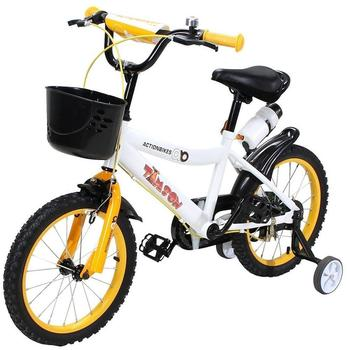 Actionbikes Timson 16 Zoll RH 29 cm gelb