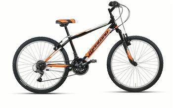 Montana Bike Escape 24 Zoll RH 35 cm Starrgabel schwarz/orange