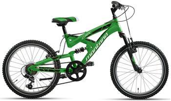 Montana CRX 20 Zoll RH 33 cm 18-Gang schwarz/grün