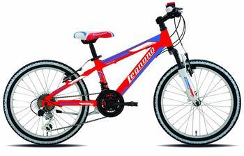 Legnano Twister 20 Zoll rot/blau/weiß