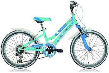 Legnano 20 Zoll Mädchen Fahrrad Legnano Seahorse 6 Gang