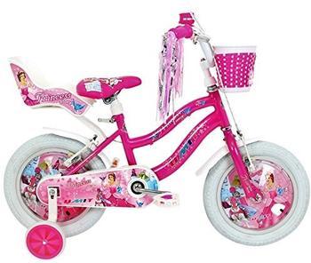 Hoopfietsen Princess 14 Zoll RH 29 cm pink