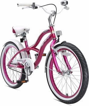 Bikestar Deluxe Cruiser 20 Zoll violett