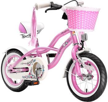 "Star-Trademarks Bikestar 12"" Deluxe Cruiser (glamour pink)"