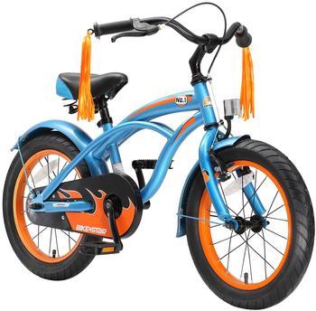 Star-Trademarks Kinderfahrrad Bikestar 16 Zoll - Deluxe Cruiser