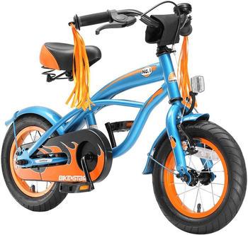 """Star-Trademarks Bikestar 12"""" Deluxe Cruiser (champion blau)"""