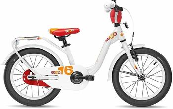 S´cool niXe alloy 16 1-S 16 Zoll RH 23 cm white/red 2018