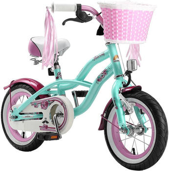 Star-Trademarks Bikestar 12'' Deluxe Cruiser (pepper mint)