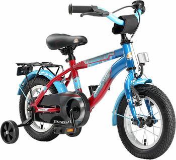 Bikestar Modern Edition 12 Zoll blau/rot