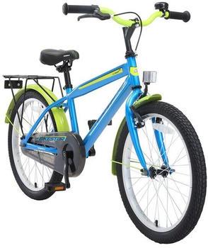 Bikestar Modern Edition 20 Zoll schwarz/weiß