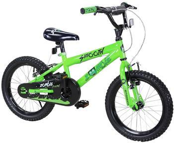 Miweba Actionbike 16 Zoll grün