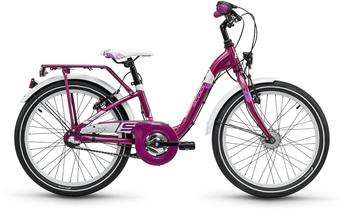 S'cool scool chiX 20 3-S alloy Purple Matt 2018 Kids Bikes