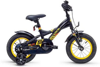 S´cool XXlite 12 steel 12 Zoll RH 28 cm black/yellow 2018