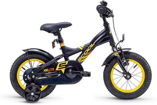 S'Cool XXlite 12 steel (black/yellow)