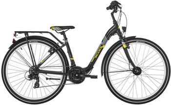 S'cool scool chiX 26 21-S alloy Anthrazit/Yellow Matt 2018 Jugend- Bikes