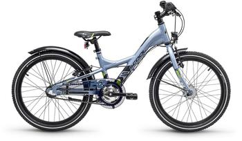 S'cool scool XXlite 20 3-S alloy Darkrey/Black Matt 2018 Kids Bikes