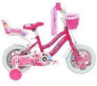 Hoopfietsen Princess 12 Zoll RH 23 cm pink