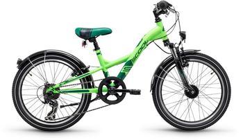 S'Cool XXlite Steel 20 7-S neon green