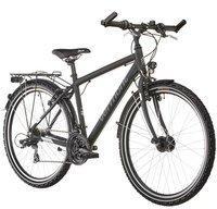 Vermont Chester Men black matt 48cm 2018 Jugend- Bikes