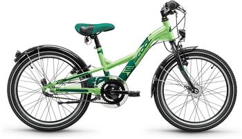 S´cool XXlite steel 20 3-S 20 Zoll RH 28 cm neon green 2018