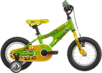 Ghost Powerkid 12 Zoll RH 18 cm green/yellow/red 2016