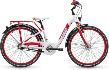 S'Cool chiX Alloy 24 7-S white/red