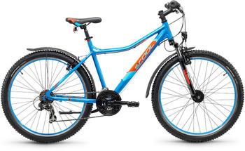 "S´cool scool troX urban 26 21-S Lightblue/Orange 26"" | 42cm 2018 Kinder- & Jugendfahrräder"