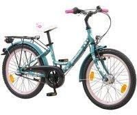 Galano 20 Zoll Kinderfahrrad Galano Blossom LE Mädchenrad Jugendrad Cityrad,