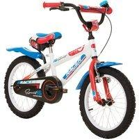 Hi5 Kinderrad Racer rot/blau, 16 Zoll