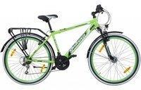 Galano Jungenfahrrad Adrenalin grün, 24 Zoll
