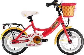 Bikestar Kinderfahrrad 1 Gang rot