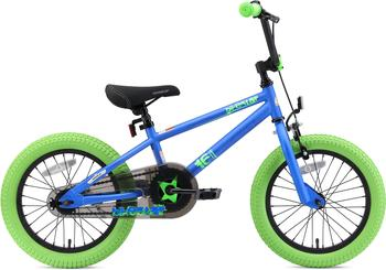 Bikestar Kinderfahrrad, 1 Gang blau