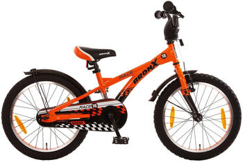 Bachtenkirch Kinderfahrrad BRONX Race orange, 18