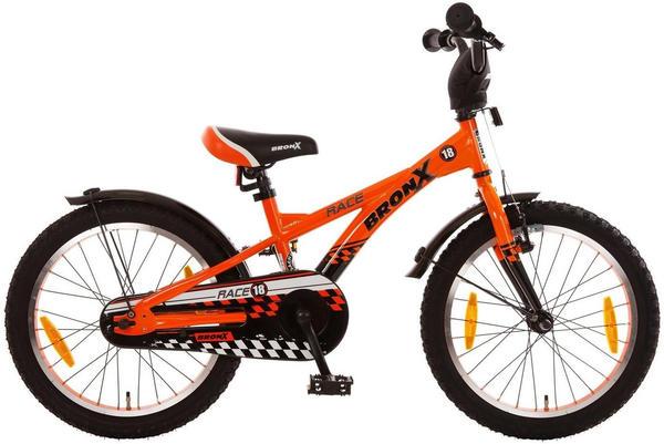 Bachtenkirch Kinderfahrrad BRONX Race orange, 18
