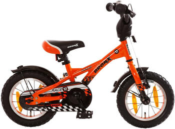 Bachtenkirch Kinderfahrrad BRONX Race orange, 12,5