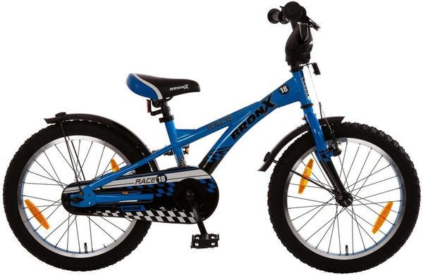 Bachtenkirch Kinderfahrrad BRONX Race blau, 18