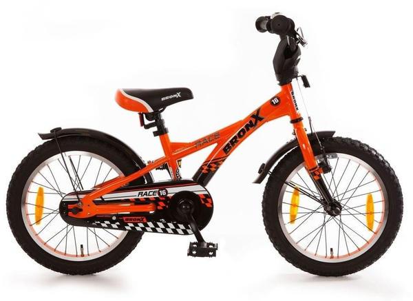 Bachtenkirch Kinderfahrrad BRONX Race orange, 16