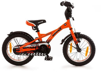 Bachtenkirch Kinderfahrrad BRONX Race orange, 14