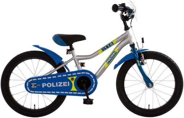 Bachtenkirch Kinderfahrrad Polizei 18