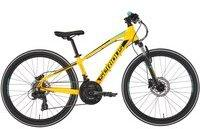 "Serious Rockaway 24"" Disc yellow/black 24"" 2019 Kids Bikes"