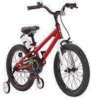 ROYALBABY Kinderrad Freestyle Kinderfahrrad für Jungen und Mädchen, 12-14-16-18 Zoll
