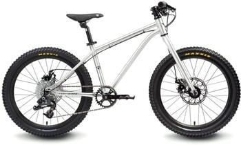 "Early Rider Hellion Trail Kinderrad brushed aluminum 20"""