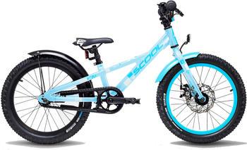 """S´cool scool faXe 18 3-S alloy lightblue 18"""" 2019 Kids Bikes"""